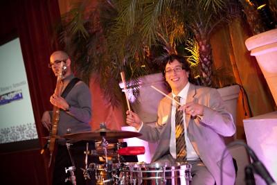 Patricio, Drums